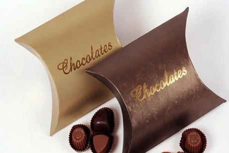 Chocolate gift anniversary