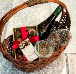 Chocolate & Wine Hamper