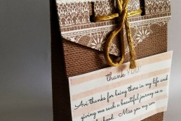 Favour chocolate gift