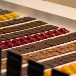 personalised chocolate gift box