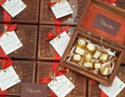 Personalised Diwali Chocolates